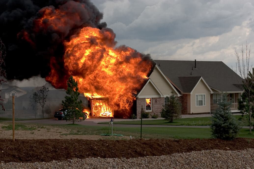 Selling your Fire Damaged Home to Cash Home Buyers