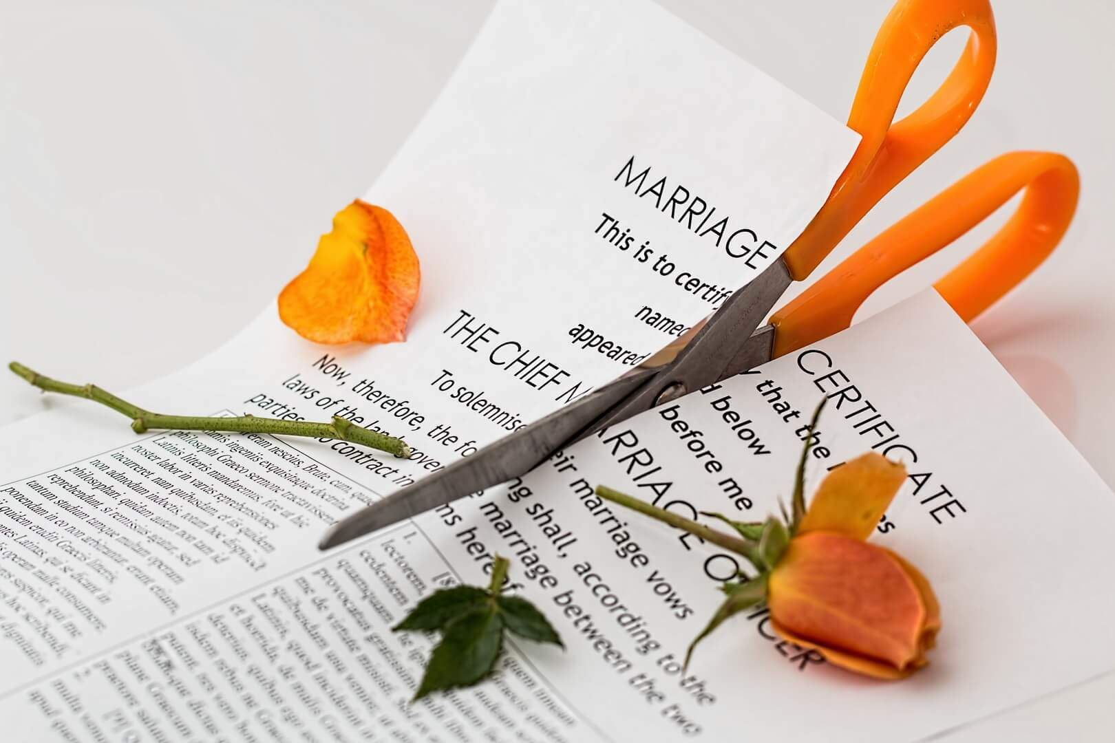 Divorce and Selling the Property You Own Together - National Cash Offer