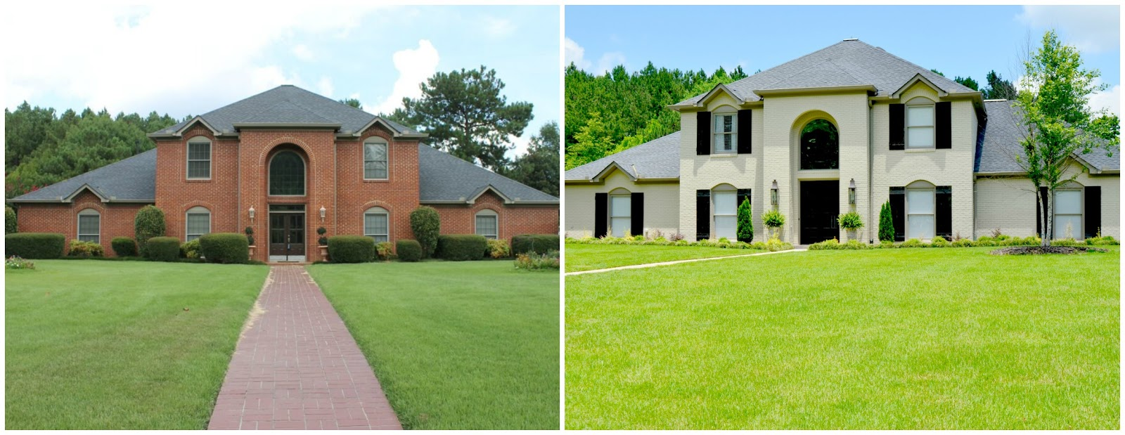 Top 7 Before & After Remodeled Homes For January