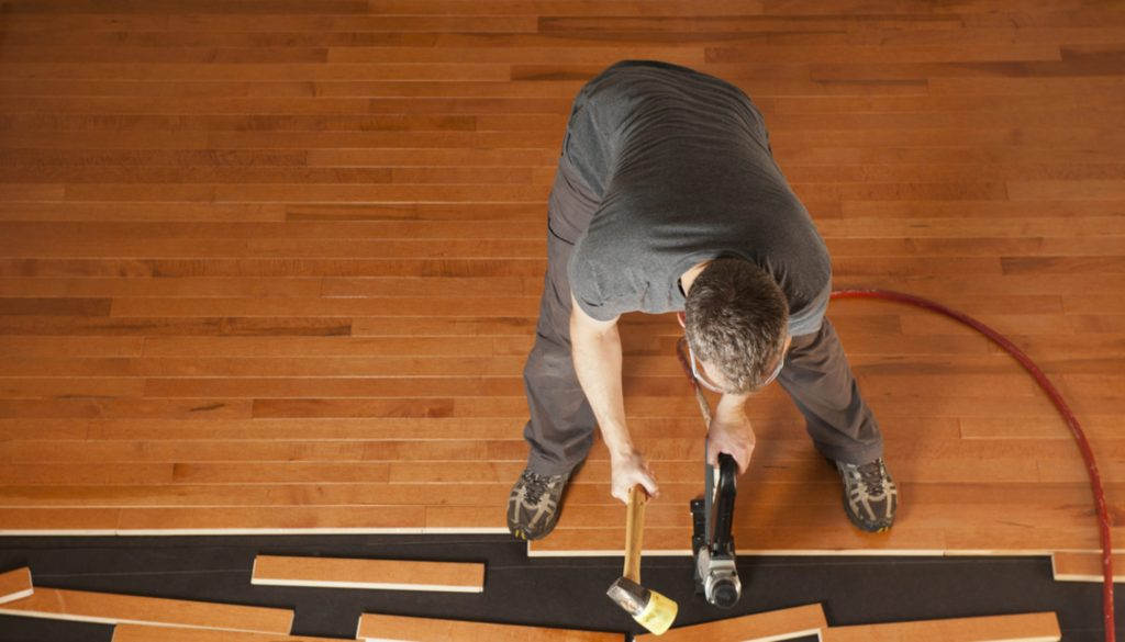How To Install Hardwood Floors In Your