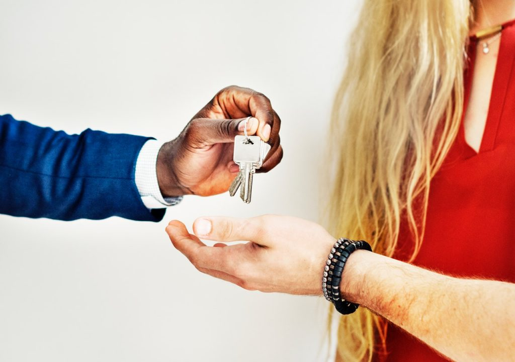 What to know before you buy a foreclosed home | Passing of keys