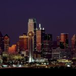 Dallas, TX Skyline
