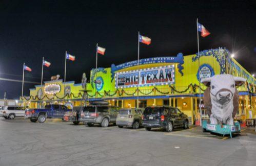 Big Texan Amarillo