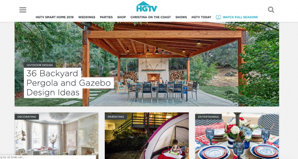 best online websites for caring for your home | HGTV blog