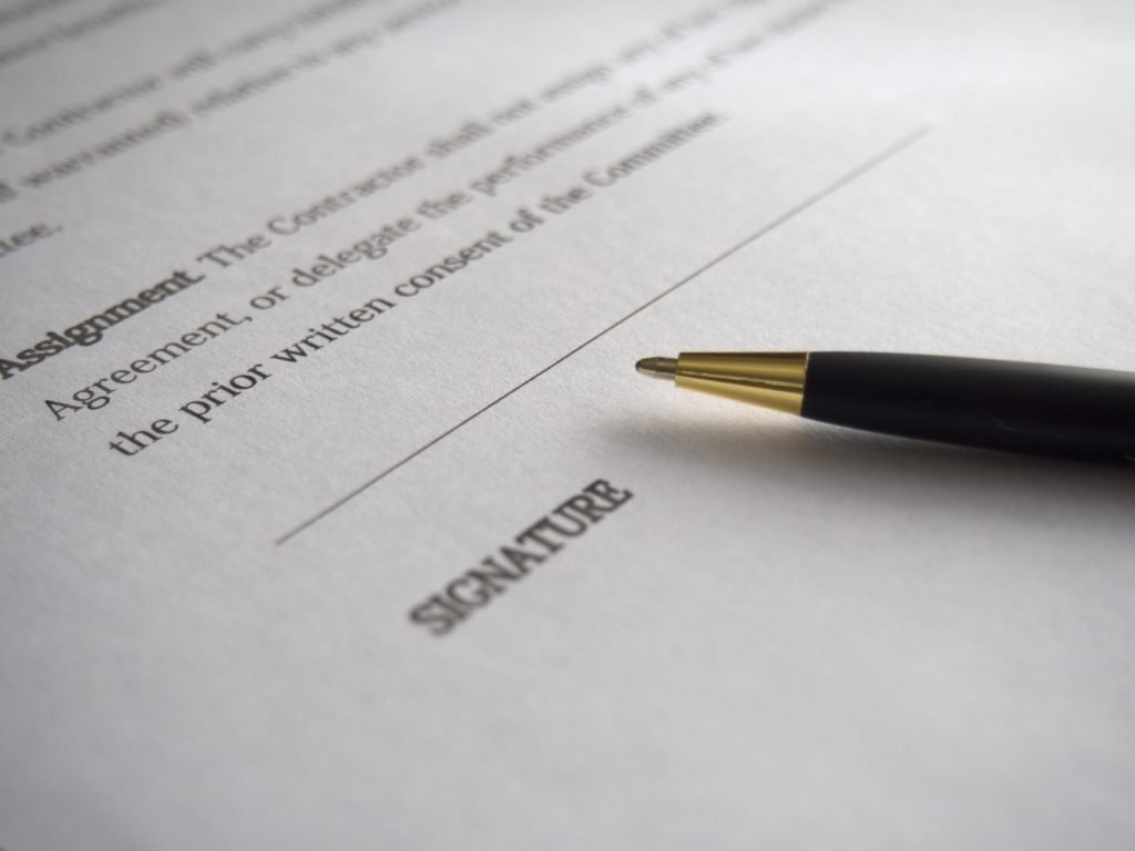Hire an attorney when buying a home