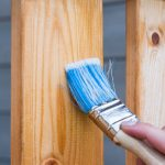 Home maintenance tips to protect your home | painting on wood