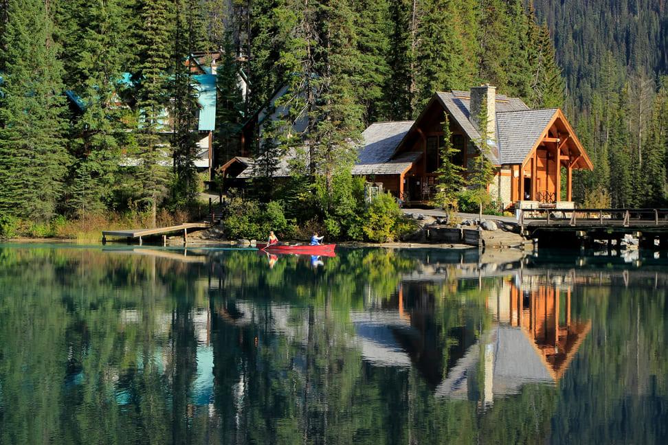 lake house worth it