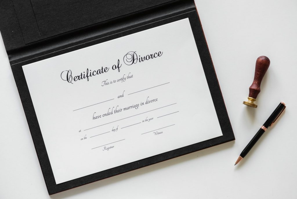 Remove your ex from your mortgage divorce papers