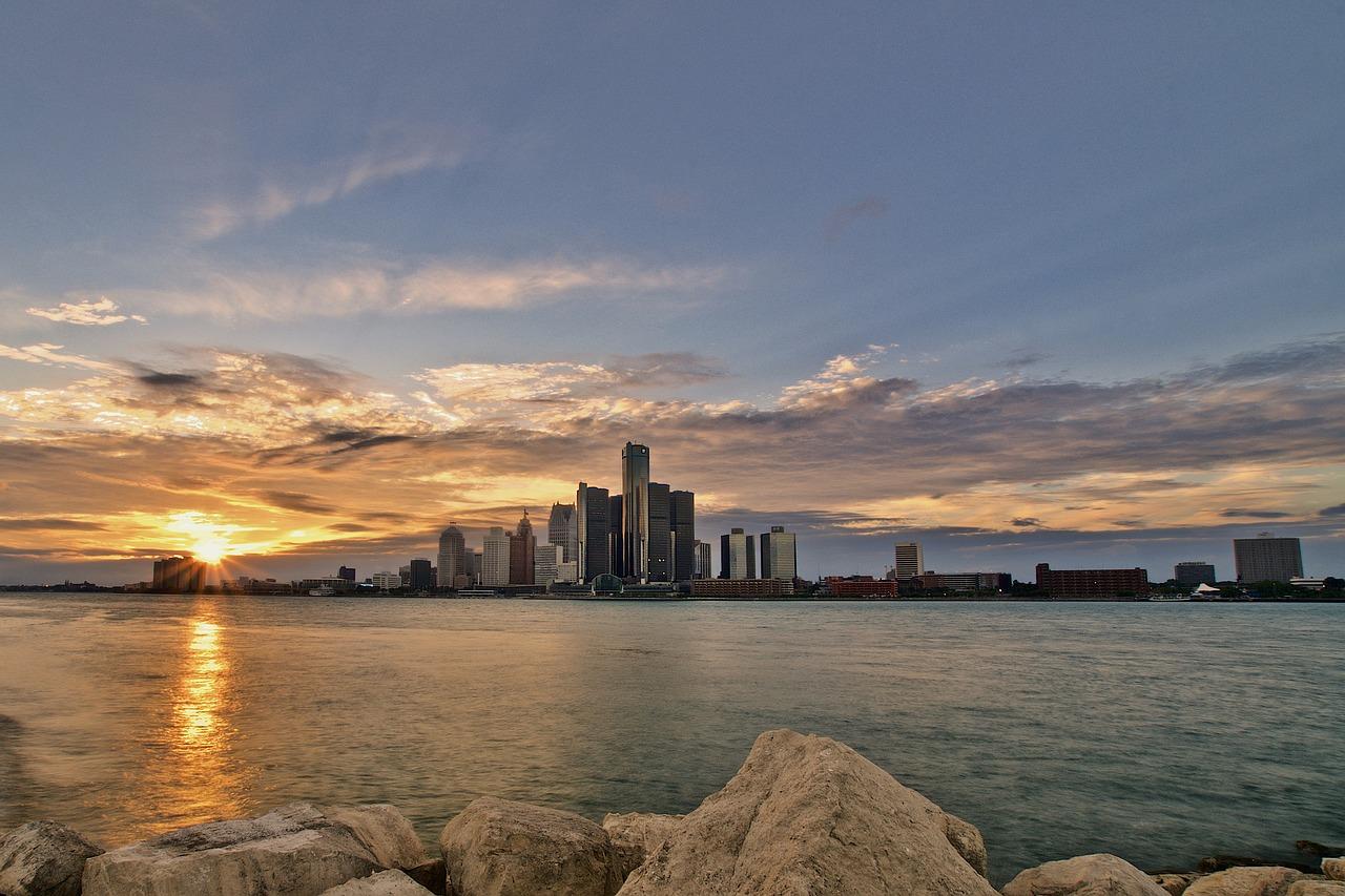 Detroit best city to rent