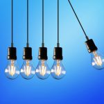 Home features that increase your energy bill | light bulbs