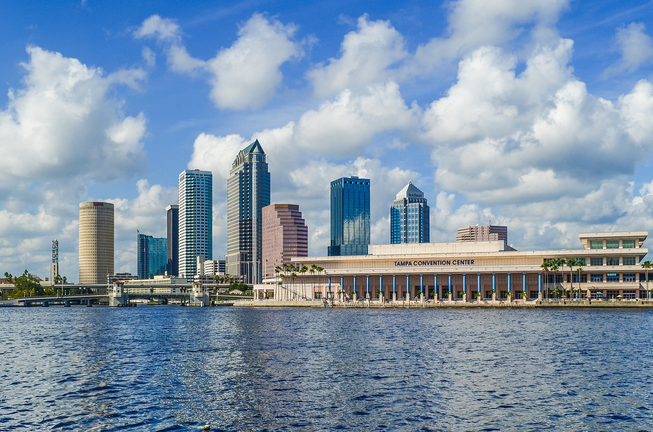 Best places to rent a home Tampa, Florida