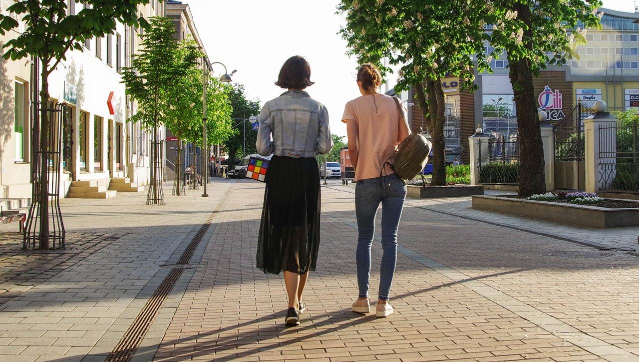 Walkability in your neighborhood