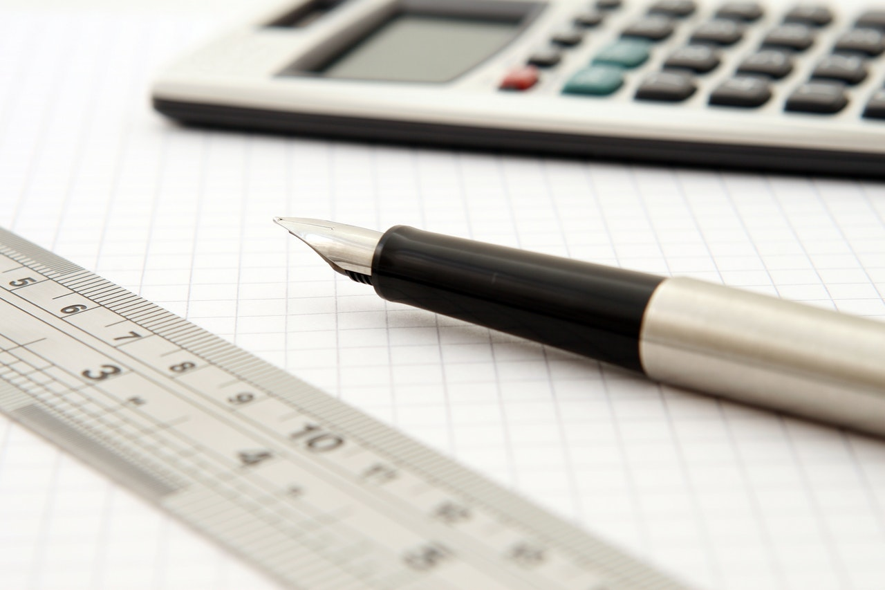Is a recession coming? | calculator and pen