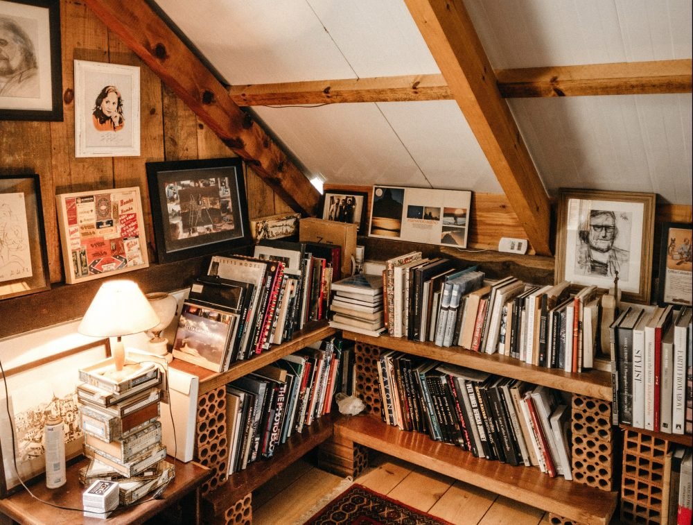 Remodel your attic storage space