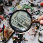 Magnifying glass | clue report
