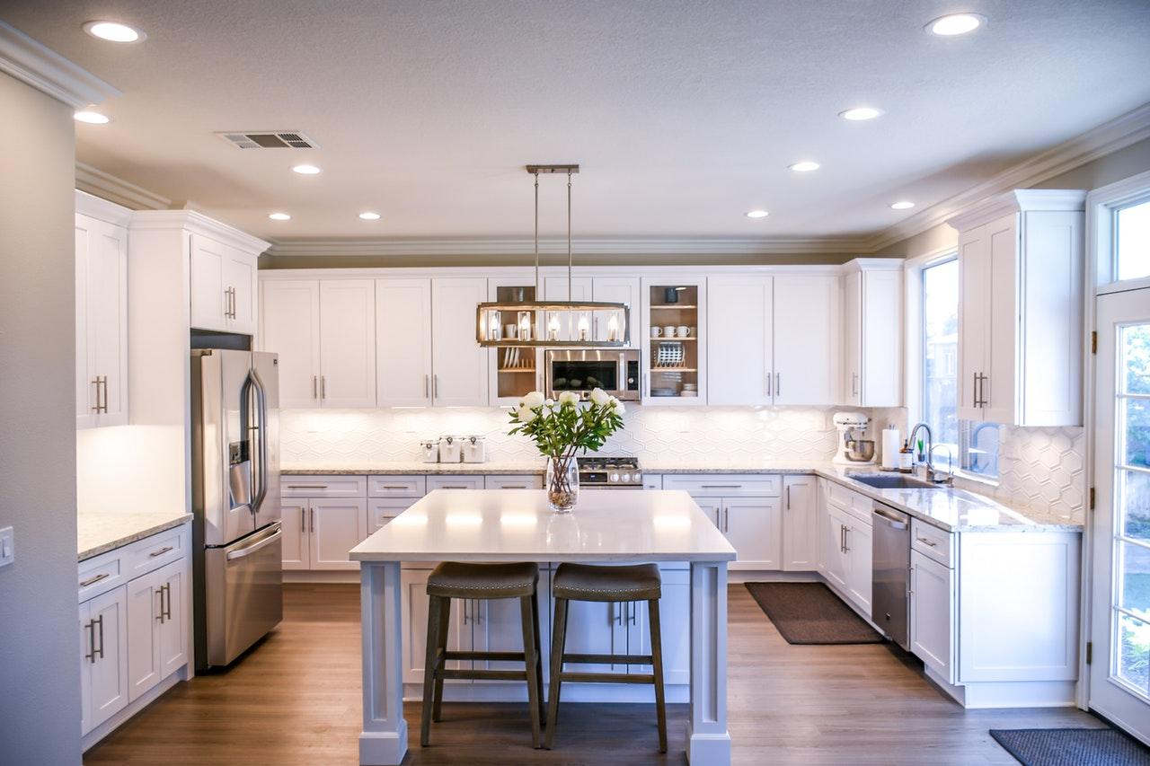 Granite countertops in your kitchen