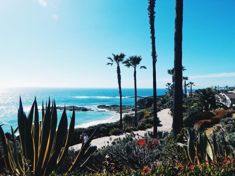 best beach towns in california to live