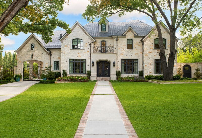 houses in dallas texas